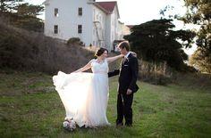 An Elegant San Francisco Wedding: Meg + Tim