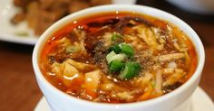 Nothing makes me feel warm and cozy like this soup!!