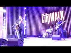 "Singer-Songwriter Lee DeWyze sings his own original ""FIGHT""  at Universal City Walk Saturday, April 6, 2013 - Music Spotlight"