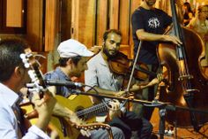 """VINO è...Musica"""" 2013 Quartiere delle Ceramiche - Grottaglie, Taranto. Foto:Associazione 2.8"""