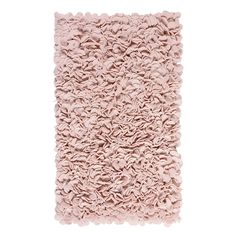 Bring simple sophistication to your bathroom with this Sepp bath mat from Aquanova. Crafted from a polyester & cotton blend it's reminiscent of delicate flower petals & is luxuriously soft and abso...