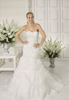 Vestidos novia factory vertize gala