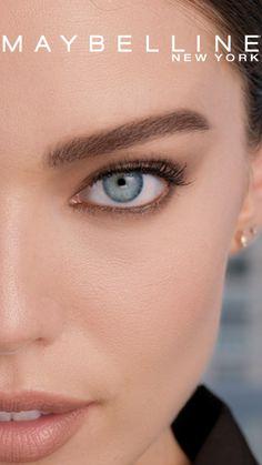 Get naturally defined brows with NEW Maybelline TattooStudio Brow Tint Pen - make_up_pintennium Makeup Tips, Eye Makeup, Hair Makeup, Pink Makeup, Makeup Tutorials, Makeup Brushes, Makeup Ideas, Liquid Makeup, Makeup Box