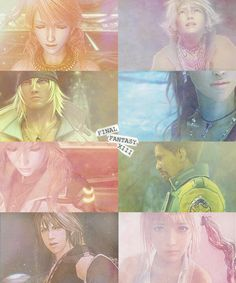 Final Fantasy 13 is a great story line it's takes a bit 2 understand it all with the l'cie and fal'cie but once u get it it's a great game. Rating M