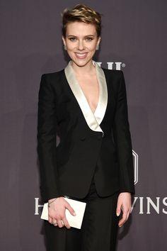 スカーレットヨハンソン2015年のアカデミー賞で搾乳器を失くしていた