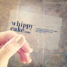 Super cool business cards