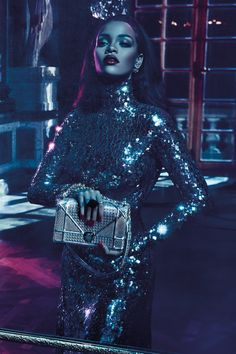 WATCH: Rihanna For Dior In Full