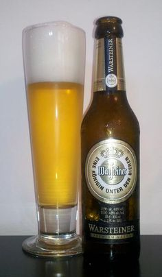 BrewChief.com Review of Premium Verum (Warsteiner Brauerei) : When it comes to pilsners, I really only have a couple of requirements that need to be met in order for me to be satisfied. If you can give me a couple of good flavors, zero off flavors, a nice mouthfeel, and an overall sense of refreshment, I'm pretty much sold. And is easy as that may sound, you would be amazed at how many breweries find a way to screw it up. So when one manages to make even a respectable pilsner offering...