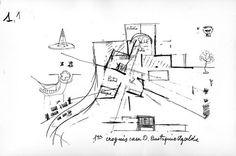 Casa Ugalde - Coderch - Croquis