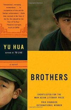 L'errore di un istante può diventar tormento per tutta la vita.  Yu Hua (Brothers, 2008)