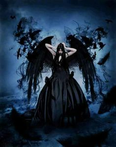 Dark Gothic Angel