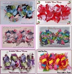 Hair Bow Instruction Book | HUGE SALE Make Boutique Hair Bows Instructions PDF Emailed Guide Baby ...