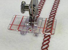 Calcador p/ Costuras Paralelas Original