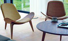 Hans Wegner CH07 Lounge Chair for Carl Hansen