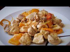 ΕΥΚΟΛΗ ΤΗΓΑΝΙΑ ΚΟΤΟΠΟΥΛΟΥ!!! - YouTube Greek Recipes, Food And Drink, Chicken, Meat, Cooking, Youtube, Kitchens, Greek, Kitchen