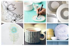 painted porcelain inspiration