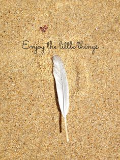 Enjoy the little things Funny Inspirational Quotes, Funny Quotes, Cute Images, Quotes To Live By, Quotations, Verses, Touch, Sayings, Words