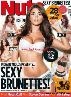 Nuts UK – 11 October 2013