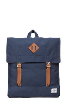 Herschel Supply Co. Survey Backpack in Navy | REVOLVE