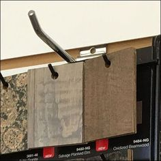 In this Formica Sample Board Double Display Hooked, it takes a good hook to know a good hook. Short Pegs for Sample Chits, Flatback Hooks for entire display Swatch, Boards, Display, Wall, Diy, Home Decor, Planks, Homemade Home Decor, Billboard