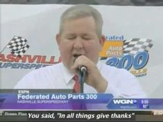 Songify This - BEST NASCAR PRAYER EVER - in song - YouTube