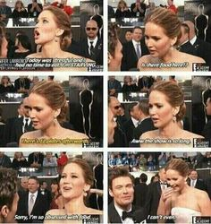 Chatter Busy: Oscars 2013 Quotes
