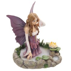 Fata delle Ninfee - Racconti di Avalon by Lisa Parker. www.puckator.it #fate #fairytales #fairy #puckator