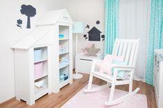 Pokój małej księżniczki projektu Anny Chmielewskiej - PLN Design