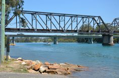 Urunga NSW - great lunch stop. On the river .. just south of Coffs
