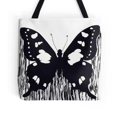 Black Butterfly:Saundramylesart