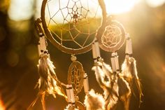 Dreamcatcher, Mobile, Artwork, Pattern, Traditional
