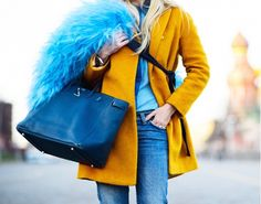 Street Style Color
