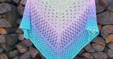 Crochet Spring shawl Srdečně Vás zdravím a přicházím s novým návodem. Dneska Vám ukážu, jaký šátek jsem uháčkovala a sepsala návod. Psa... Double Crochet, Crochet Lace, Crochet Bikini, Crochet Shawls And Wraps, Free Pattern, Crochet Patterns, Sewing, Knitting, Women