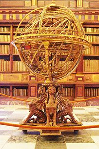 Library at the Royal Seat of San Lorenzo de El Escorial — San Lorenzo de El Escorial, Spain | 49 Breathtaking Libraries From All Over The World