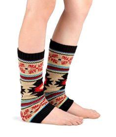 KNIT LEGWARMER Legwear Legging Boot Cuffs Knit Boot Socks Leggings Women Winter Clothing Boot Accessories Gift Ideas Under 20 by GrahamsBazaar, $17.99