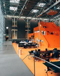 """""""TU Delft with the #architecture goods #mvrdv #agilex"""""""