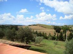 Тосканский пейзаж. Казале Мариттимо. Тоскана