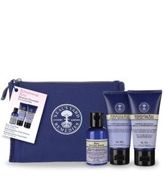 Neal's Yard Remedies Rehydrating Rose Skincare Essentials Kit