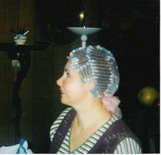 pincurled - let's get a permanent together - Wet Set, Perm Rods, Roller Set, Permed Hairstyles, Curlers, Vintage Glamour, Hair Dos, 1980s, Hair Beauty