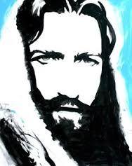 Resultado de imagem para jesus face art vector