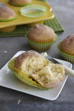 French Morning Muffins - Comfort Food