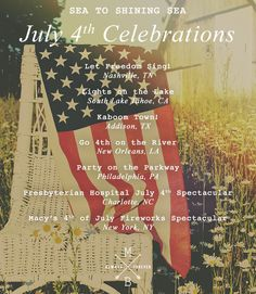 july 4th events pa