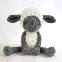 Adorable sheep by Kristi Tullus on Ravelry