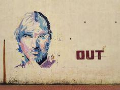 Out. . . . . . #graffiti #vizag