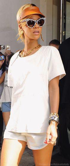Street Style | Rihanna
