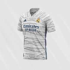 Real Madrid, Soccer Outfits, Soccer Jerseys, King, Logo, Sports, Mens Tops, T Shirt, T Shirts
