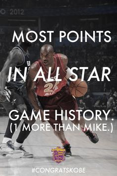 Kobe Bryant Surpasses Michael Jordan as All-Time All-Star Leading Scorer -  Lakers Nation fa41987a5