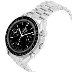 17467A Omega Speedmaster Chrono Reduced Automatic Mens Watch 3539.50.00 SwissWatchExpo