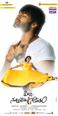 Pilla Nuvvu Leni Jeevitham starring Sai Dharam Tej and Regina Cassandra is releasing on 14th Nov! Grab your tickets online @ ticketdada.com.
