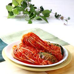 #Kimchi (Korean: 김치)